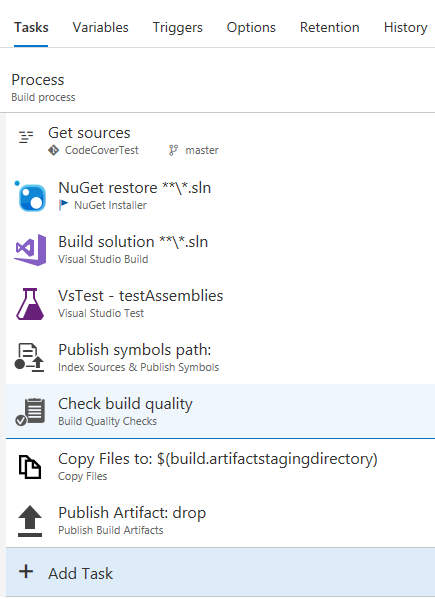 Build Quality Checks - Visual Studio Marketplace